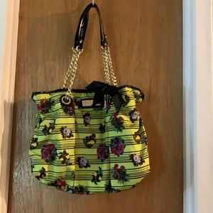 Lime green floral Betsy!